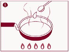 倉敷ぎょうざの美味しい焼き方1