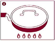 倉敷ぎょうざの美味しい焼き方4
