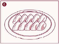 倉敷ぎょうざの美味しい焼き方6
